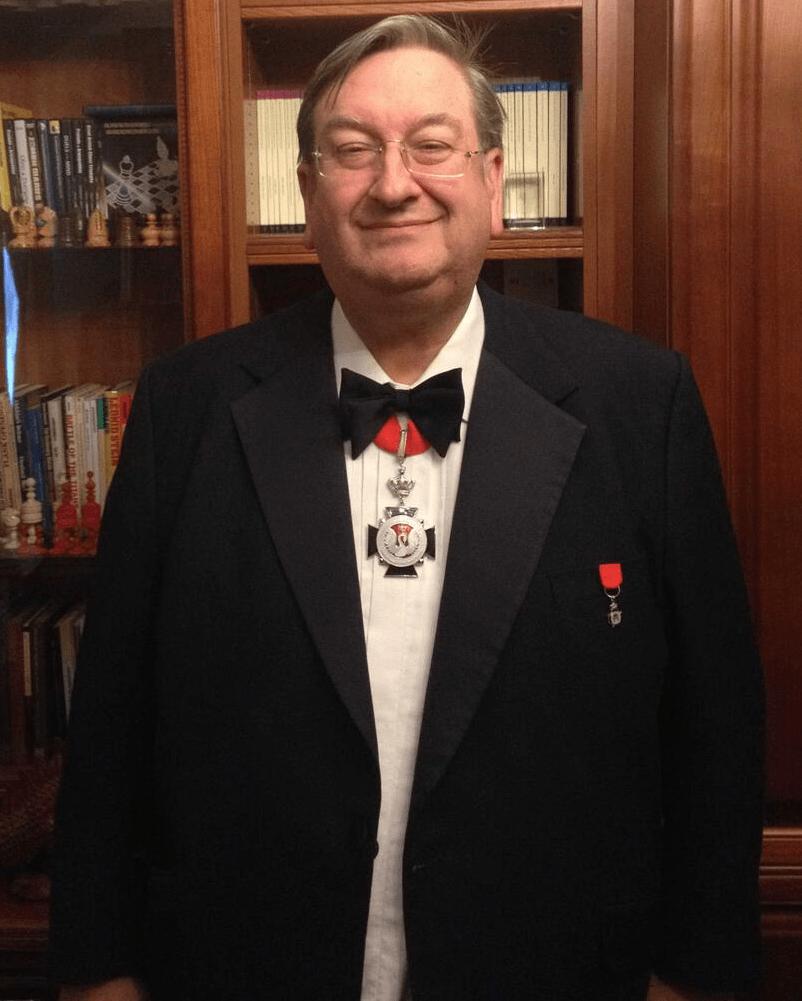 Raymond Keene (OBE)